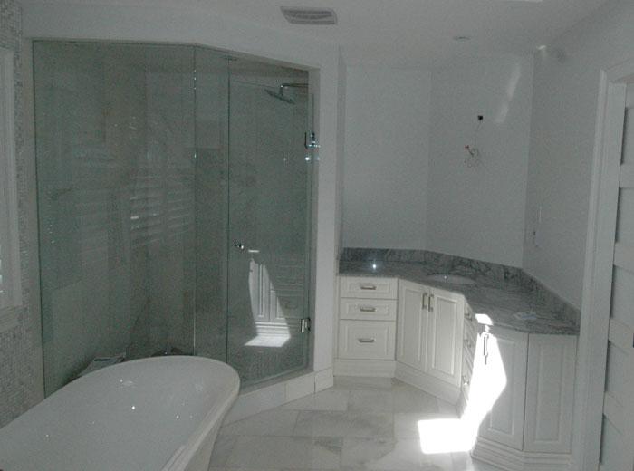 Model Mississauga Bathroom Renovation  Inspire Homes