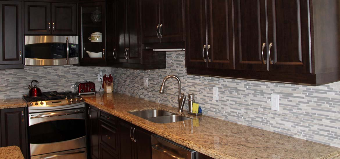MDF Custom Kitchen Cabinets by Millo Kitchens and Baths