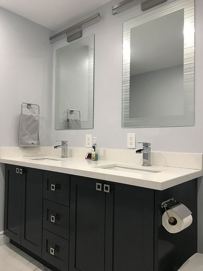 Photos Of Custom Bathrooms Mississauga Brampton