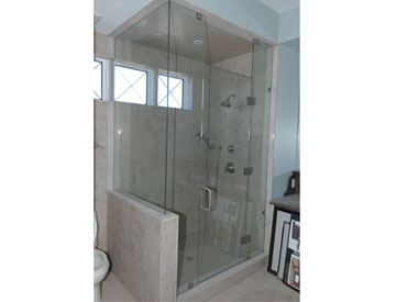 lass Shower Enclosure