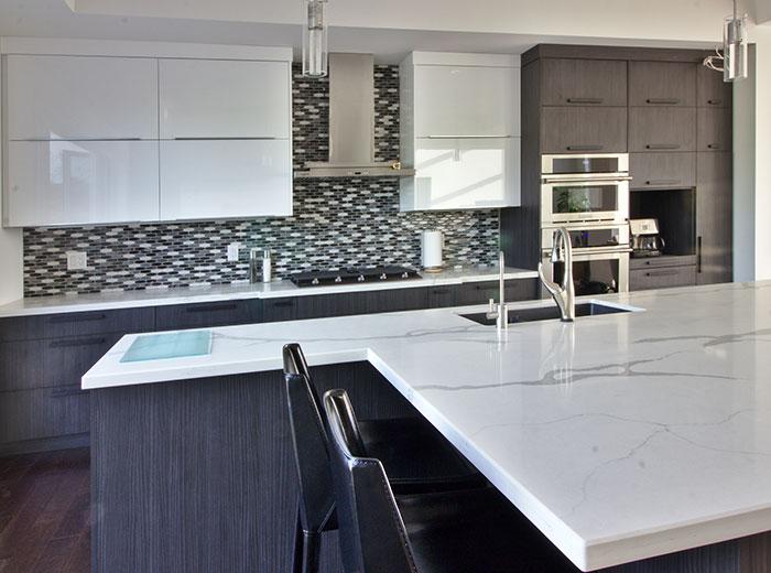 Modern Mdf Custom Kitchen On A Budget Kitchen Renovation
