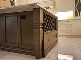 Custom Island Kitchen