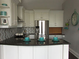 Custom Kitchen and Cabinetries